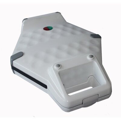 Specialty Electrics Bubble Waffler Color: White