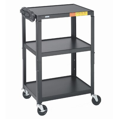 Bretford Manufacturing Inc UL Listed AV Cart