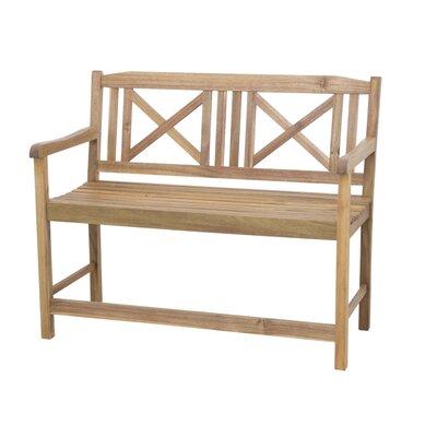 Siena Garden 2-Sitzer Bank Serena aus Holz