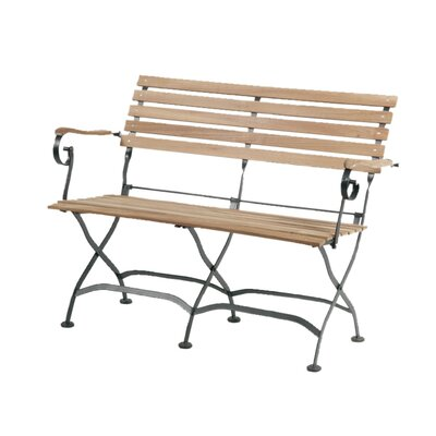 Siena Garden 2-Sitzer Klapp-Bank Peru II aus Holz