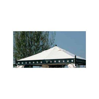 Siena Garden Dach für Pavillon Korfu