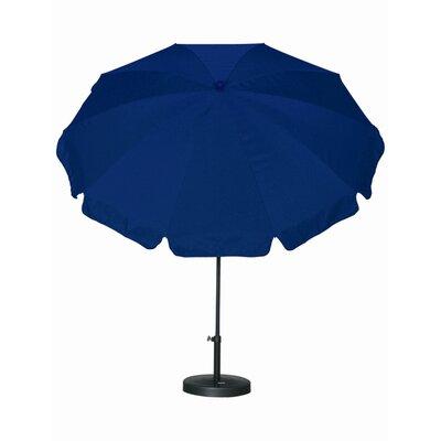 Siena Garden 2 m Schirm mit Volant