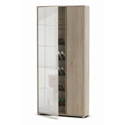 Demeyere Ebony Shoe Cabinet