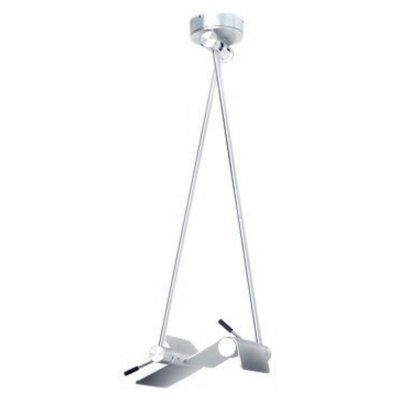 Micron Design-Pendelleuchte 2-flammig Attik
