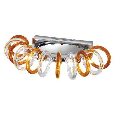 Micron Design-Wandleuchte 5-flammig Ginger