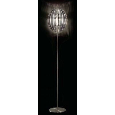 Micron 185 cm Design-Stehlampe Planet