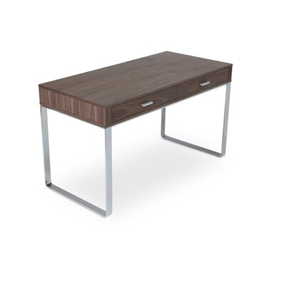 York Writing Desk Finish: Walnut