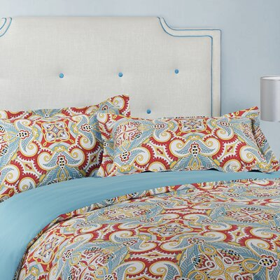 Moracan 3 Piece Queen Duvet Set