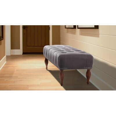 Dyer Tufted Accent Upholstered Entryway Bench
