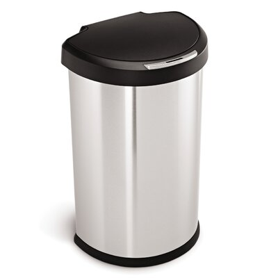 simplehuman Sensor Bin with Stay Open Lid