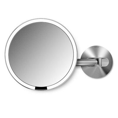simplehuman Hard Wired Wall Mount Sensor Mirror
