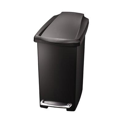 simplehuman 10L Slim Pedal Bin