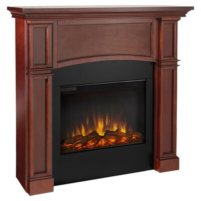 Real Flame Bradford Slim Electric Fireplace Reviews Wayfair