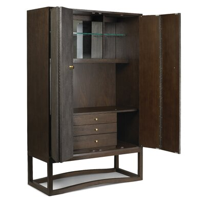 Brownstone Furniture Vuceroy Bar Cabinet