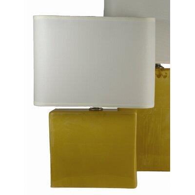 Alex Marshall Studios 23'' H Table Lamp with Rectangular Shade