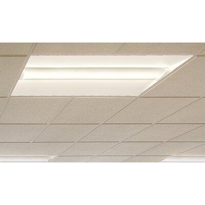 BLT Series Low Profile Recessed Troffer LED Semi Flush Mount