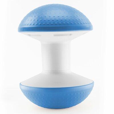 Dome Ballo Active Stool Finish: Blue