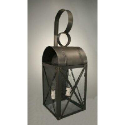 Northeast Lantern Adams 1 Light Outdoor Wall Lantern