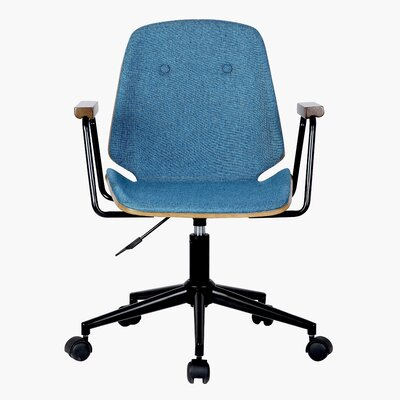 Leverett Office Desk Chair Color: Brinny