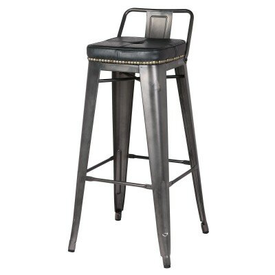 Home Bars And Barstools Store Capucine 27 Inch Bar Stool