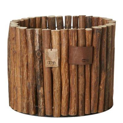 Kurundu Solid Wood Basket