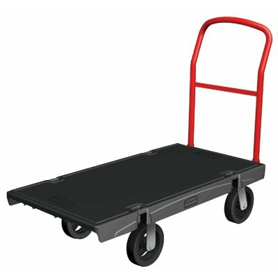 """Rubbermaid Commercial Products 30"""" x 60"""" Platform Dolly"""