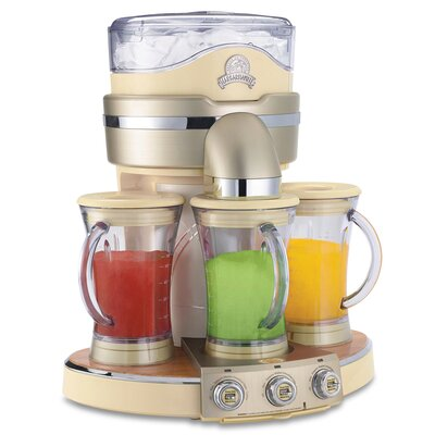 Tahiti 4 Piece Frozen Concoction Maker Set