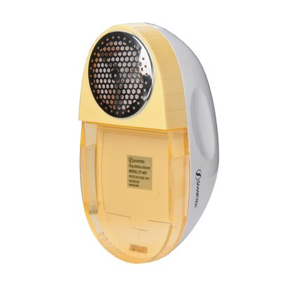 Lint Clothes Shaver Color: Yellow