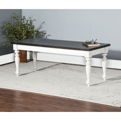 Villepinte Wood Bench