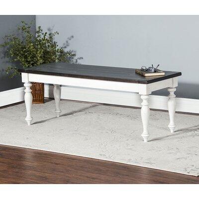 Villepinte Wood Bench