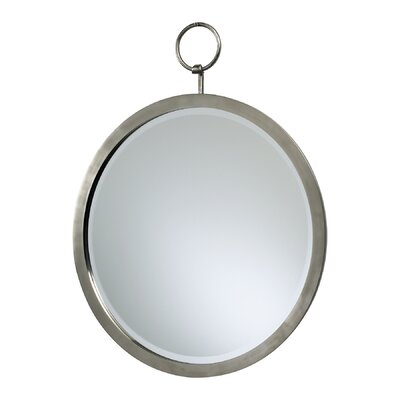 """Cyan Design 23.75"""" H x 23.75"""" W Round Hanging Mirror"""
