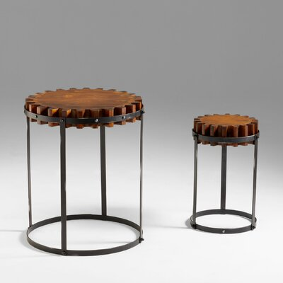 Cyan Design End Table (Set of 2)