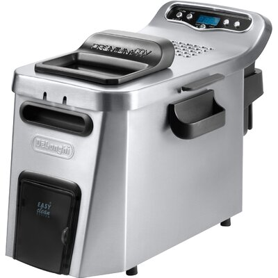 Digital Dual Zone 4 Liter Deep Fryer