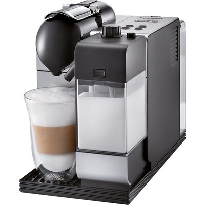 Lattissima Capsule Espresso/Cappuccino Machine Color: Silver