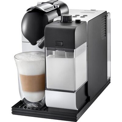Lattissima Capsule Espresso/Cappuccino Machine Color: White