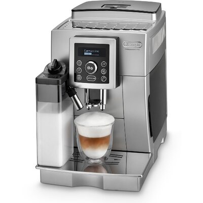 Magnifica S Smart Espresso/Coffee Combo Machine Color: Stainless Steel