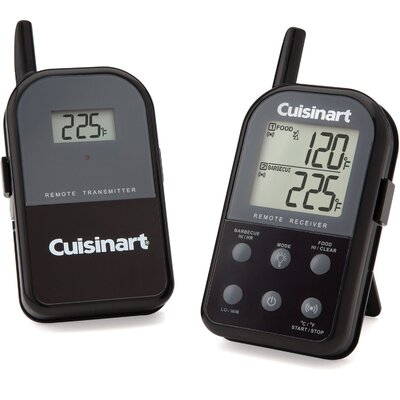 Dual Probe Digital Wireless Grill Thermometer
