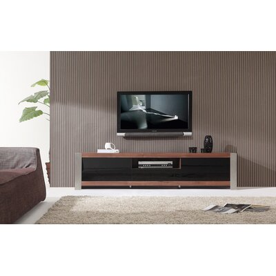 "Coordinator 79"" TV Stand Color: Brown"
