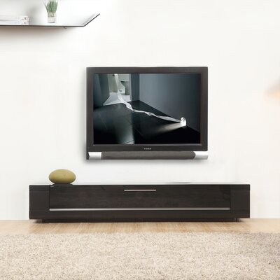 "Editor Remix 79"" TV Stand Color: Black"