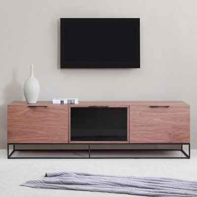 "Animator 71"" TV Stand Color: Walnut"