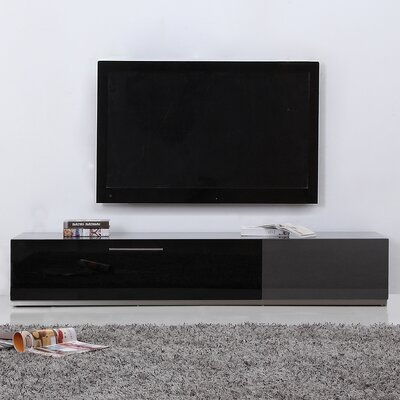 "Producer 80"" TV Stand Color: Grey"