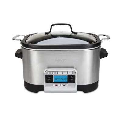 6 Qt. One Pot Multi-Cooker