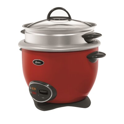 Oster 14-Cup Rice Cooker with Steam Tray