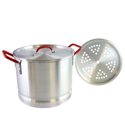 Cocina Pamona 16 Qt. Tamale Multi-pot with Steamer Insert