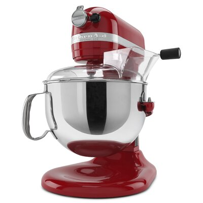 Professional 600 Series 10 Speed 6 Qt. Stand Mixer - KP26M1X Color: Empire Red
