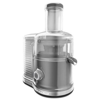 Easy Clean Juicer Color: Contour Silver