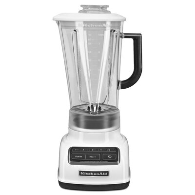 Diamond 5 Speed Blender - KSB1575 Color: White