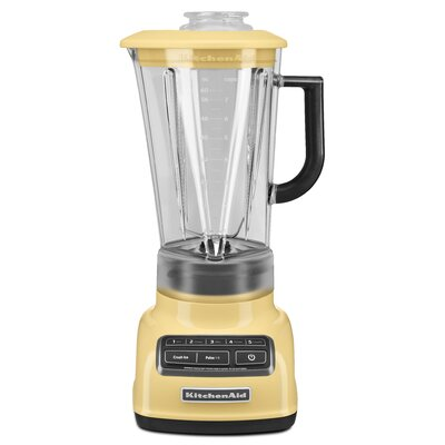 Diamond 5 Speed Blender - KSB1575 Color: Majestic Yellow
