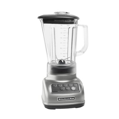 Classic Series Blender Color: Silver