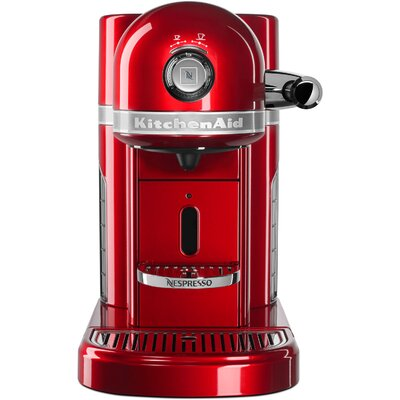 Nespresso Espresso Maker - KES0503 Color: Candy Apple Red